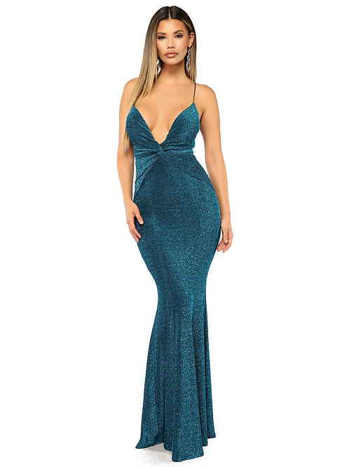 שמלת ערב ארוכה דגם: 768