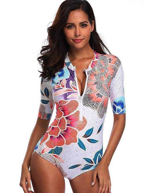 בגד ים שלם לנשים ונערות דגם: 419
