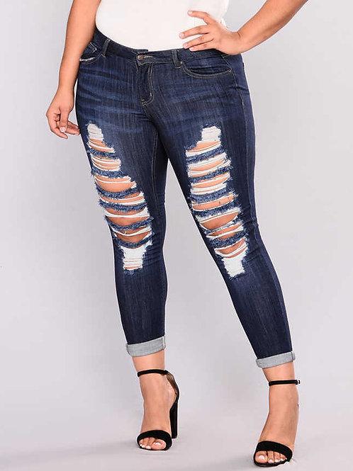 ג'ינס קרעים : 509