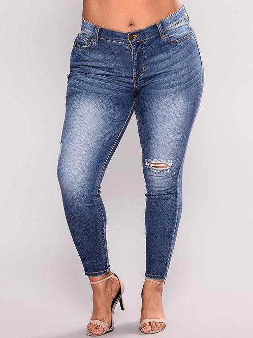 ג'ינס קרעים: 510