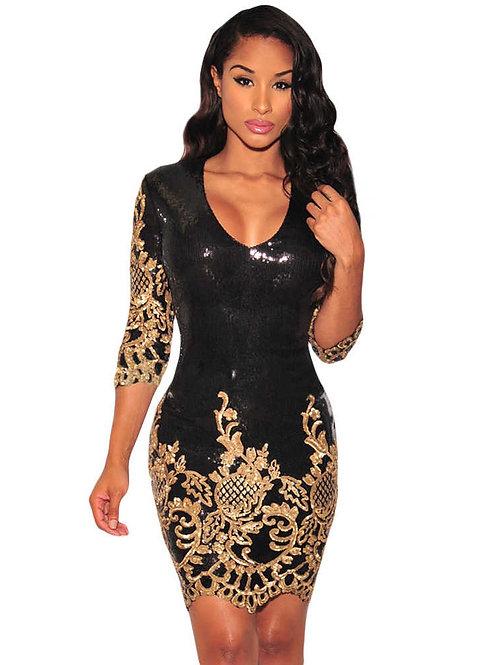 שמלת ליקר דגם: 349