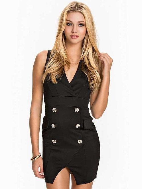 שמלת מיני דגם: 165