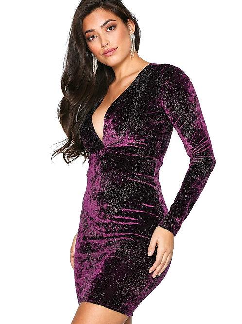 שמלה אופנתית דגם: 788