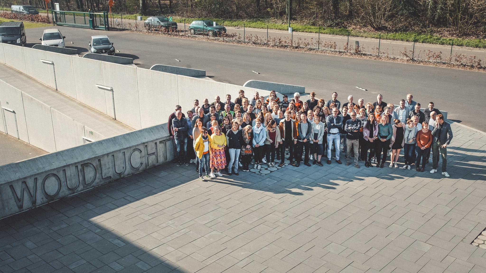 Groepsfoto leerkrachten