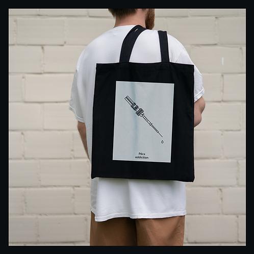 Pécs addiction táska