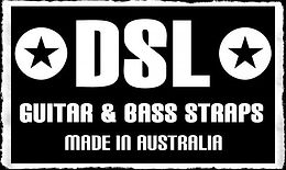 DSL Guitar Straps