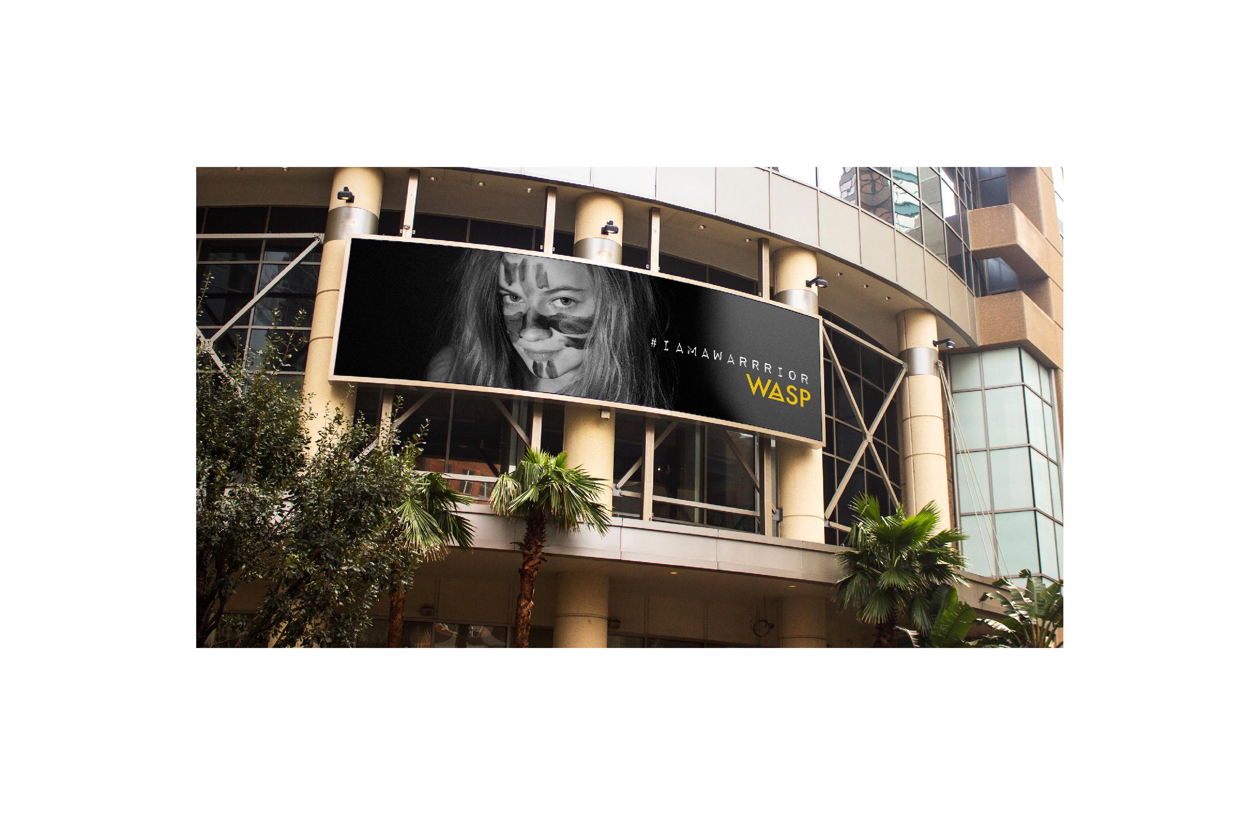 WASP Billboard Ad