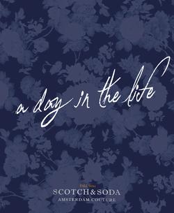 Scotch & Soda Lookbook