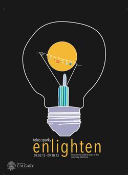 Telus Spark Enlighten