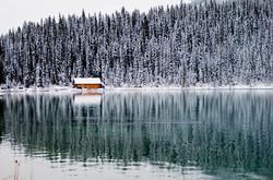 Lake Louis Shack