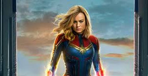 Captain Marvel: Woman in the Workplace and Superhero