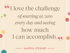 To Organize is to be able to arrange into a structured whole; order. #organizeyourlife#marthastewart
