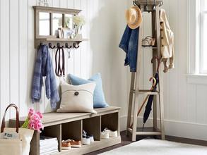 Declutter Entryway Challenge. What's at Your Front Door?