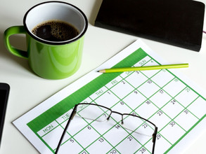 Get Organized Week is October 4th-10th! If You can Organize Yourself, You Can Organize Anything.