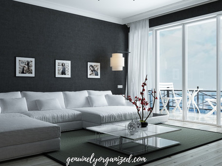 Thursday Task: Decorating on a Budget.