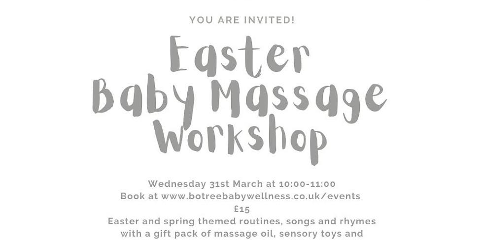 Easter Baby Massage Workshop