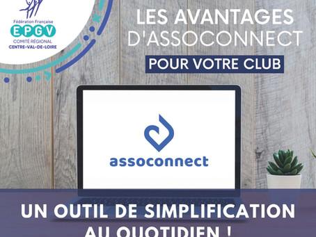 ASSOCONNECT : L'outil qui simplifie la gestion de votre club !