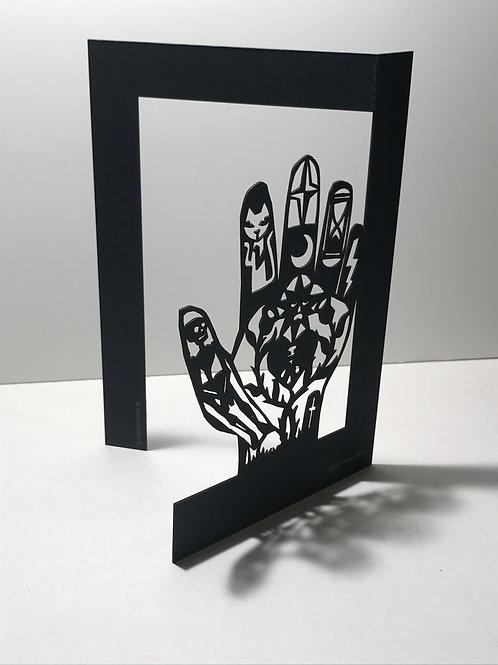 Ombre Sculpture L'ombre d'une chance