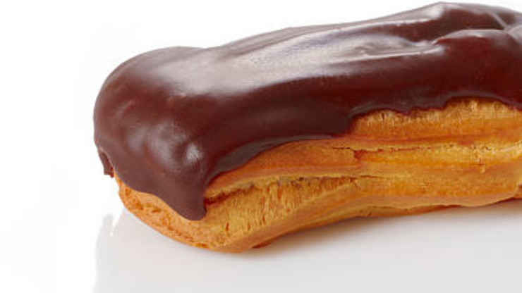 Eclair low in Sugar and High Stability in Ambient Temperature