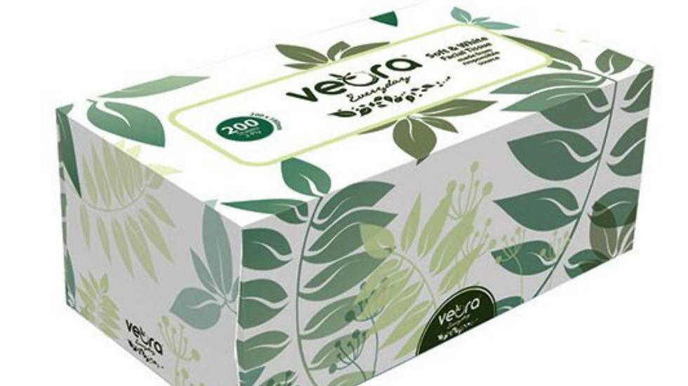 Box Tissue Deluxe Range (FSC Certified)