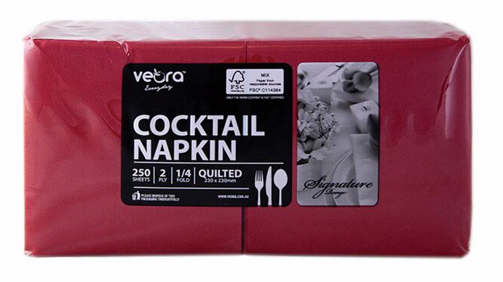 Cocktail Napkin (FSC Certified)