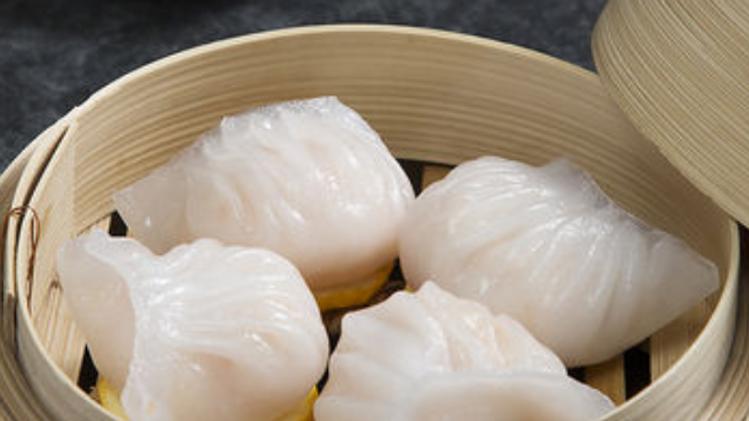 Chinese Dim Sum Prawn Dumpling