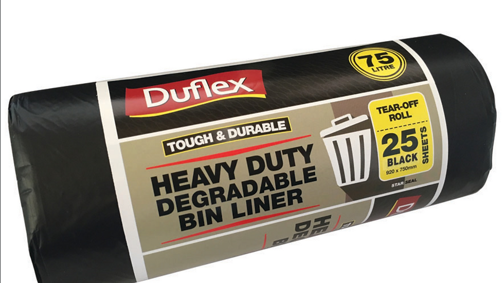 Heavy Duty Degradable Bin Liner