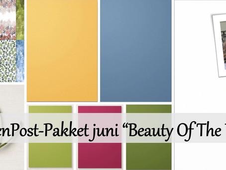 VerwenPost-Pakket juni: Beauty of the Earth