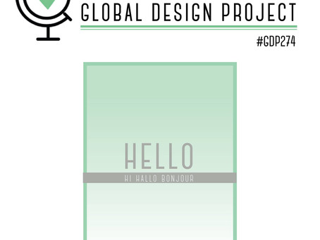 Global Design Project Challenge #274 Sketch Challenge