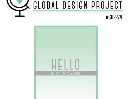 Global Design Project Challenge #274 Sketch Challenge