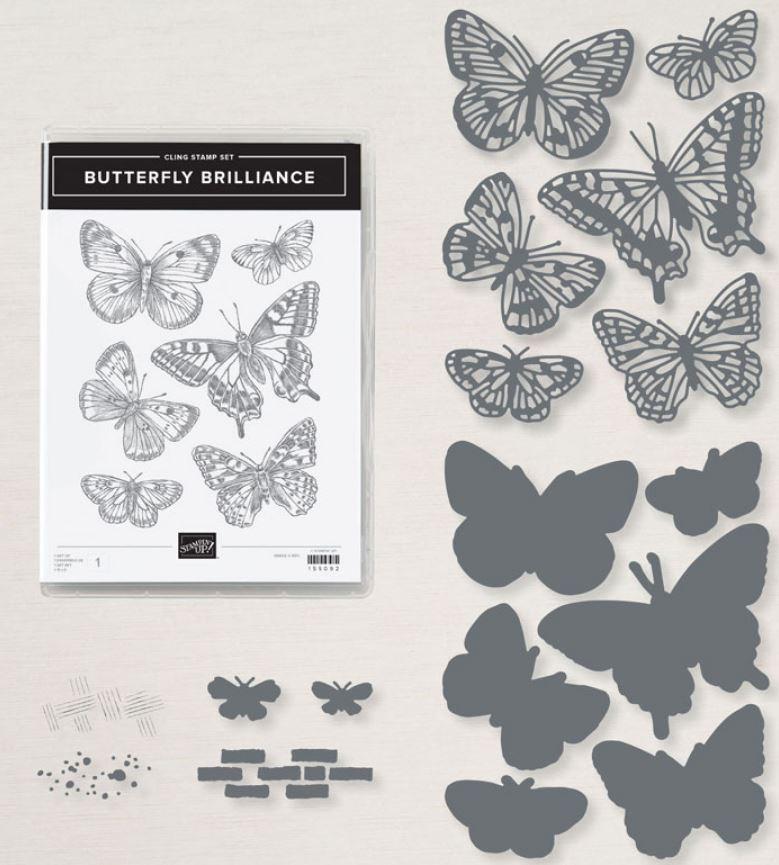 Bunedel Butterfly Bouquet, verkrijgbaar vanaf 2 maart.