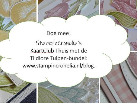 Doe mee: de KaartClub Thuis Workshop!
