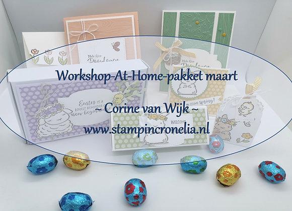 """Workshop-At-Home """"Springtime Joy"""""""