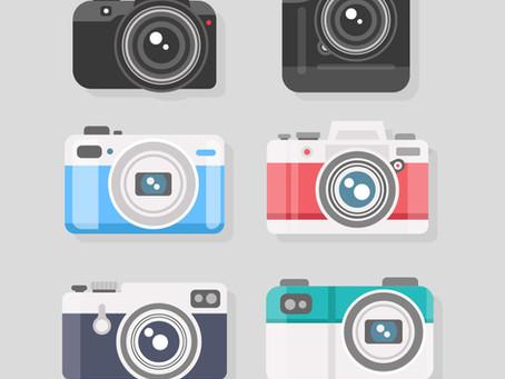 Des photoS (avec S) représentant des appareils photo (sans S). Pourquoi le S a-t-il disparu ?