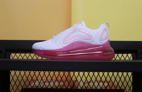 Nike Air Max 720 White,Pink