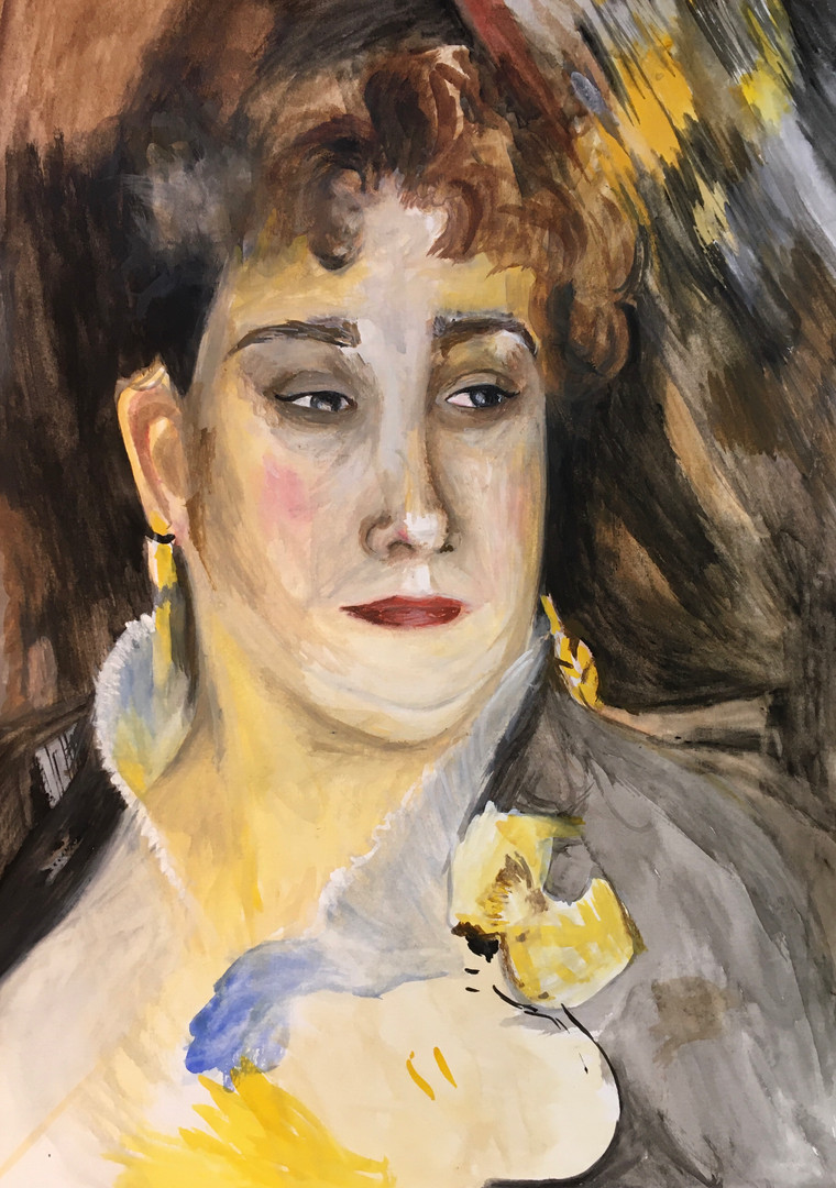 inspiration Renoir