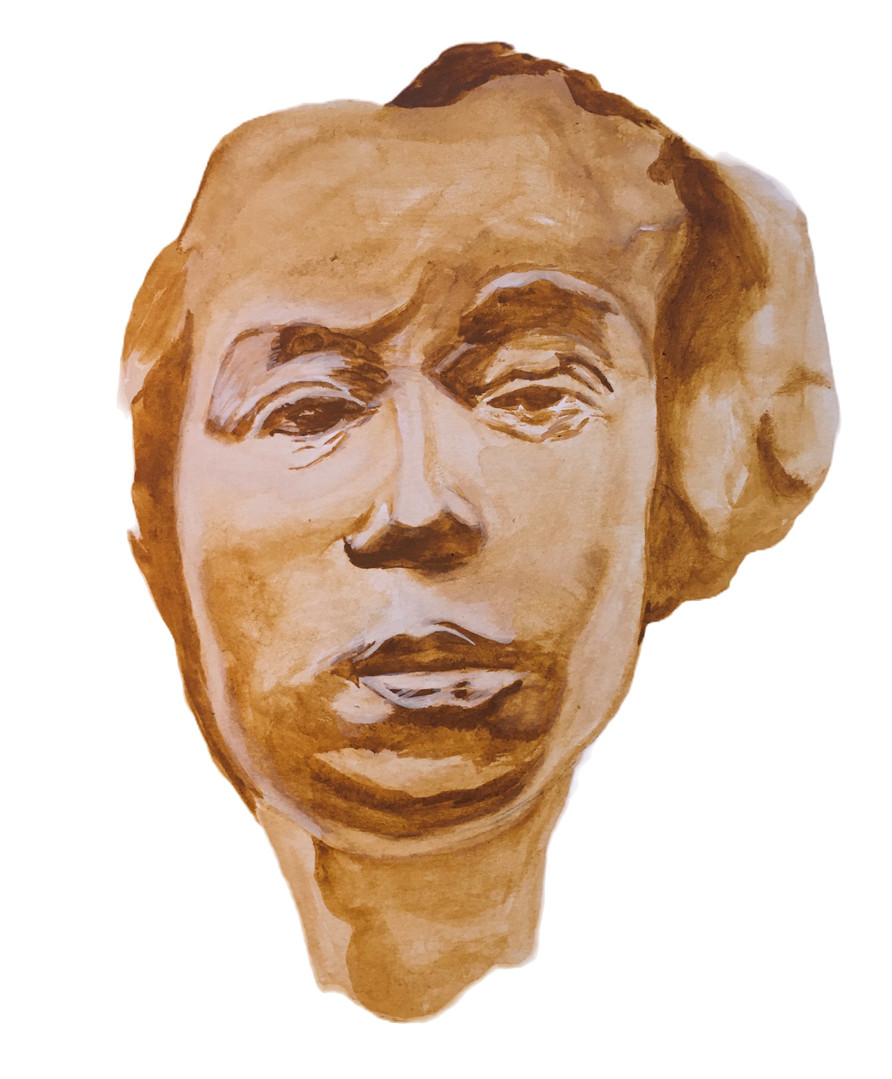 inspiration sculpture Hanako par Rodin