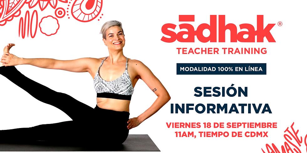 Sesión Informativa: Sadhak Yoga TT en línea