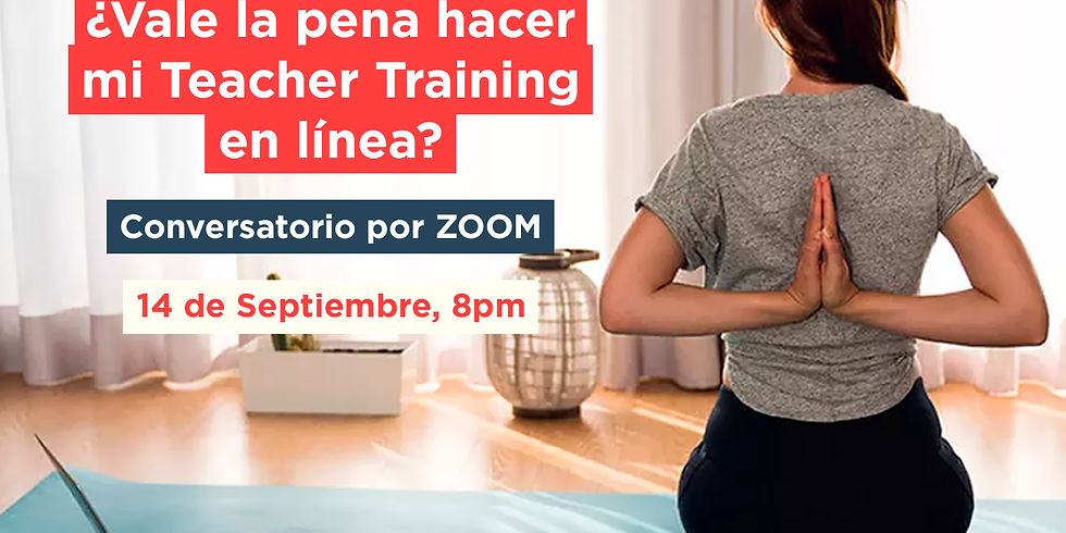 ¿Vale la pena hacer mi yoga teacher training en línea?