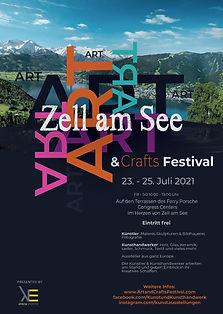 Zell_am_See_Flyer_Juli_2021.jpg, Junge Künstler unterstützen