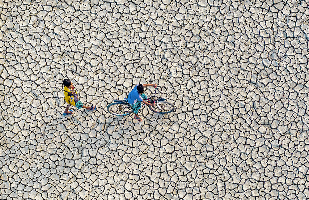 """A Thirsty Earth"" von Abdul Momin"
