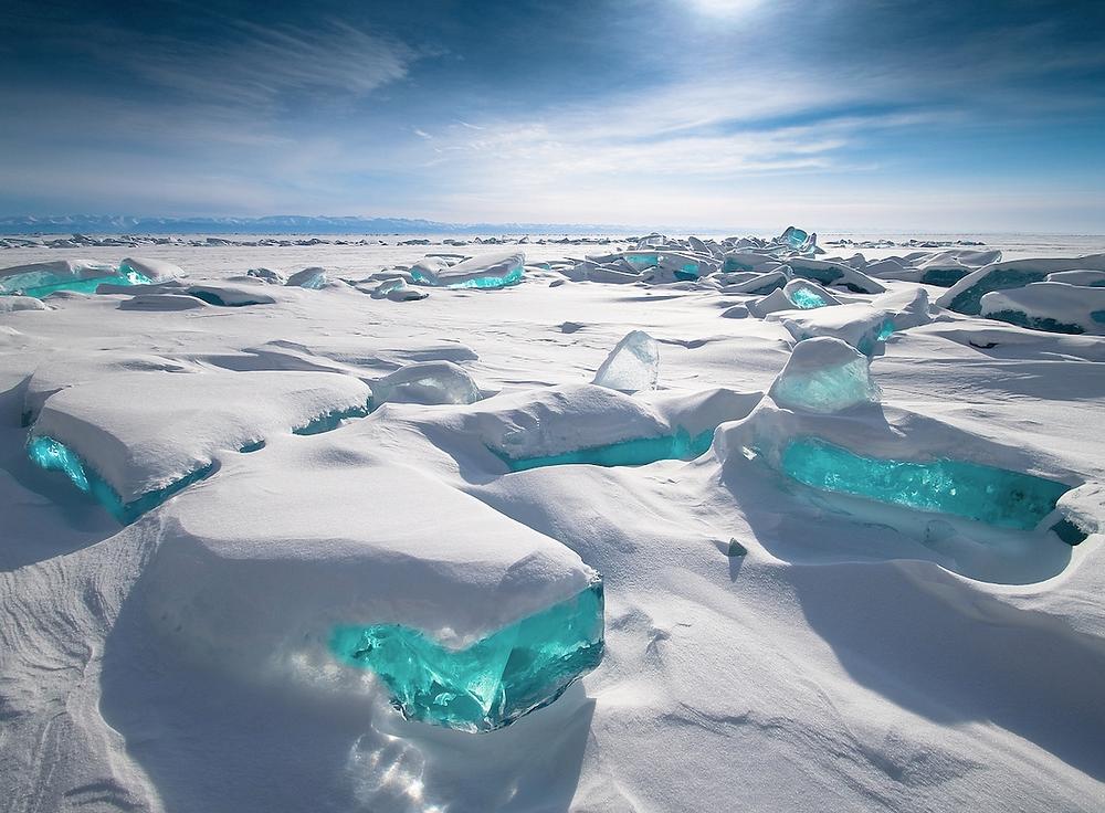 """""""Baikal Treasure"""" von Alexey Trofimov"""