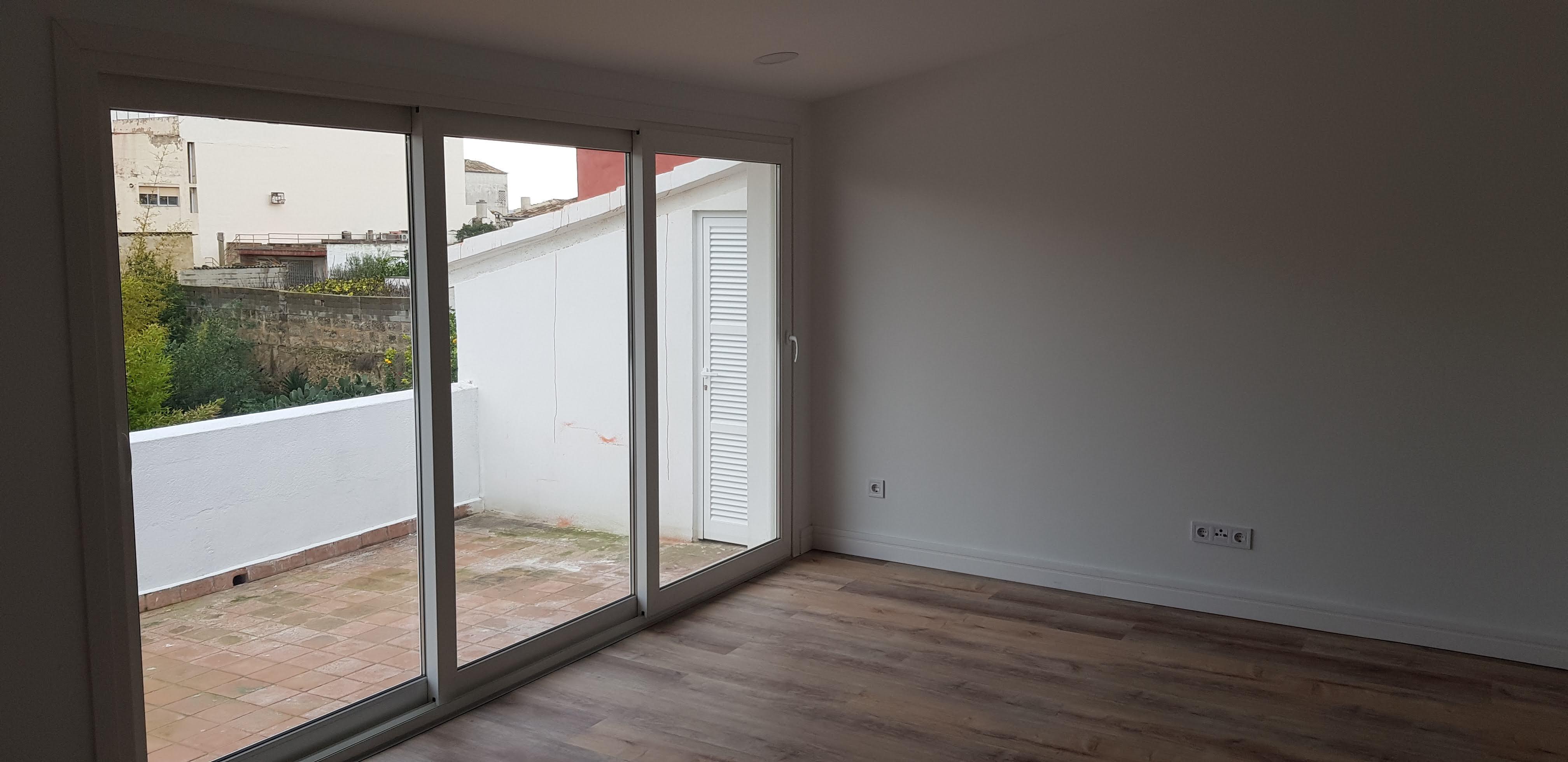 reforma piso, reforma salon