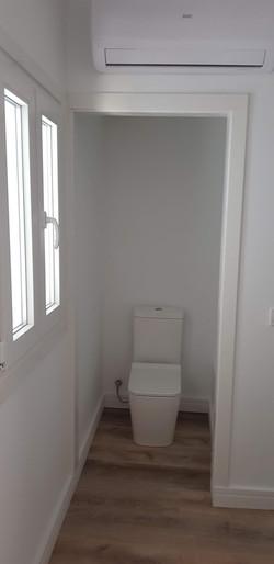 reforma piso, reforma baño