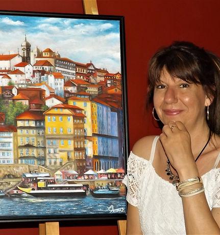 Chantal Auger, artiste peintre et enseignante, www.atelieraugerart.com