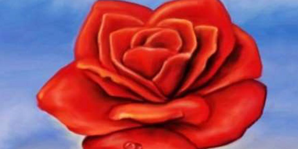 """Atelier """"Découverte d'une journée"""" – Salvador Dali : La rose"""