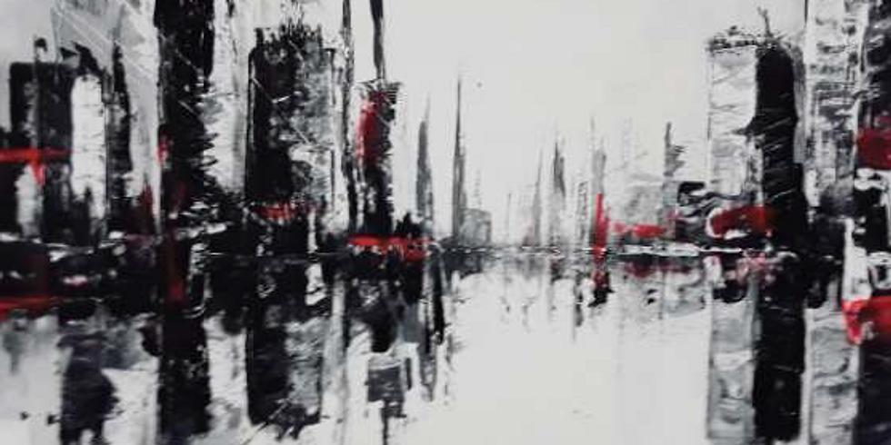 Technique : Peinture urbaine
