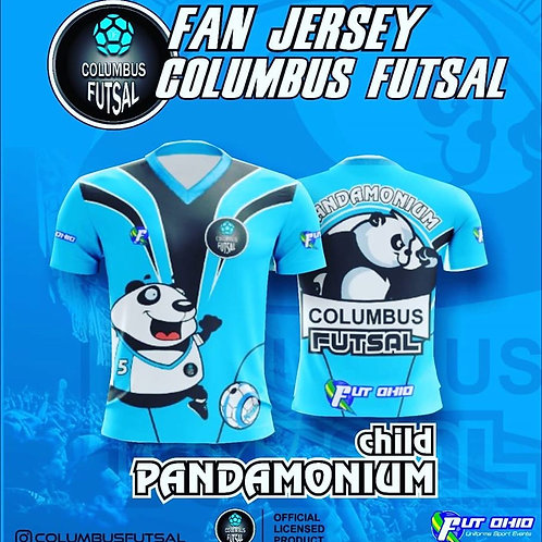 Child Pandamonium Jersey