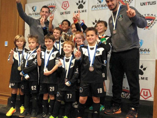 September Selection for USYF Competitions