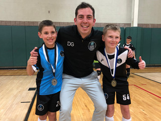 Coach Dante Garcia Selected to USYF National ID Staff